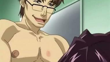 Big Tits Maid Cumming Over