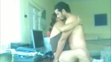 College Girl Fucking With Computer Teacher At Home