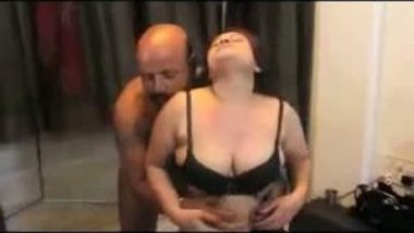 Old man's hot sex urges mms video
