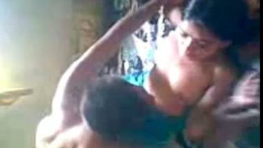 Real home sex of village bhabhi Anu