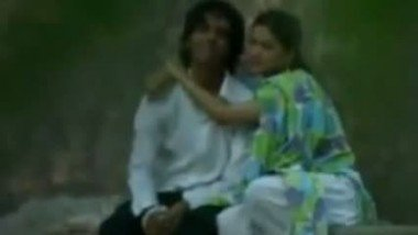 Couple In Park Scandal