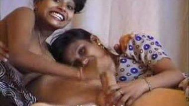 Hot Mumbai girls engaged with foreigner 15