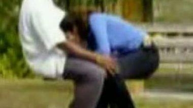 Desi Girl Sucking Cock In Public Area