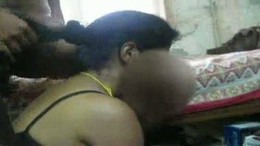 Desi college girl with private teacher absence of family members