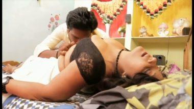 Chennai big boobs aunty first time sex with neighbor bgrade clip