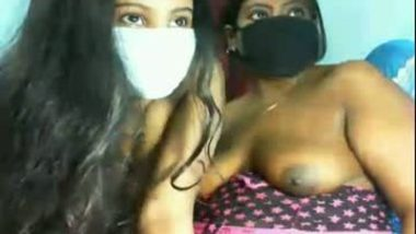 Igatpuri two sister doing lesbian act front of cam on demand