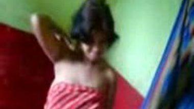 Desi teen girl hardcore sex with cousin