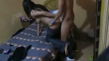 Goa sexy escort girl hidden cam sex with client