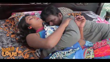 South Indian bhabhi romance boob show