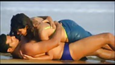 Mallika Sherawat Beach Love