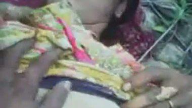 Romantic Indian village girl outdoor xxxvidio mms clip