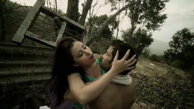Desi outdoor bf video sexy NRI fucked by lover