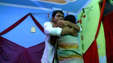 Telugu bhabhi home sex videos with hubby's friend
