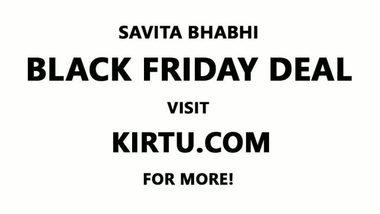 Savita Bhabhi Black Friday Promo