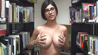Mia khalifa library nudes So Be Silent Mia Khalifa At The Library Making Out Porn Indian Film