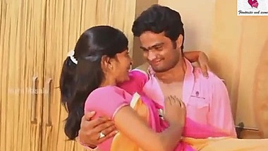 NAVEL - Young hot wife and young husband hot romantic scene