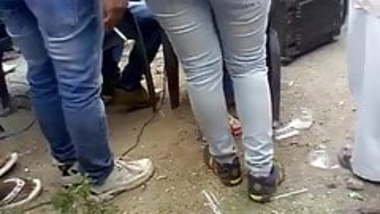 Good ass in jeans