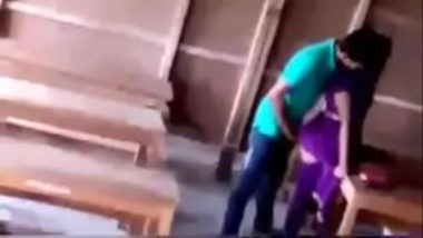 Desi Classroom Sex Caught On Cam