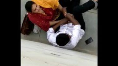 MMS Of Desi Bhabhi Sucking Penis In Beach