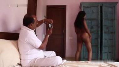 Producer Enjoys Desi Porn Actress
