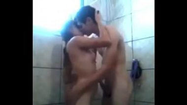 Desi Cousins Enjoying Bathroom Sex