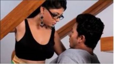 Sexy Indian Teacher Seducing Student For Hot Sex