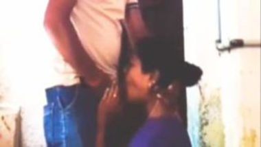Bihari Young Village Maid's Blowjob MMS Gone Viral