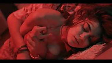 Aditi Pohankar rubbing her ass on dick