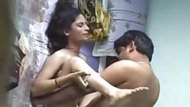 Couple has sex on hidden camera