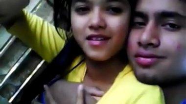 Indian Teen Girl Having Sex In Public /