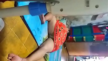 Bangladeshi Maid Aunty Hidden Cam Spy Sleeping Video