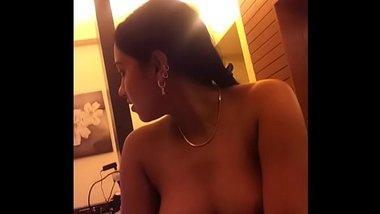 honeymoon couple blowjob ib hotel