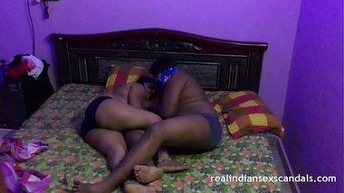 Tamil Big Boob Aunty Wild Passionate Sex
