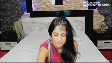 Punjabi bae strips on webcam