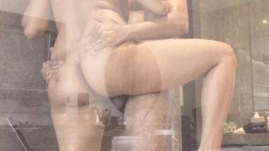 Couple in Hotel - Part 3   Night & Shower in Hotel Room   Multiple Cameras