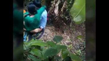 Village girl fuck a forest/jangol