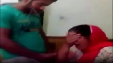 Mature punjaban randi threesome blowjob video