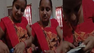 Dehati cheating Bhabhi sex with neighbor guy
