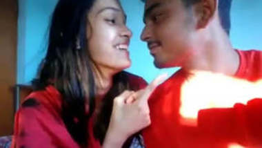 Bangladeshi Cute Girl Nishat From Sylhet With Lover 3 New Clips With Bangla Talk Part 1