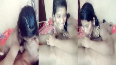 Tamil college girl sexy blowjob clip