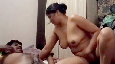 Desi village bhabi fucking with father in lw