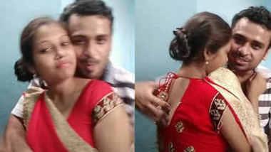 Desi young marwadi couples in romantic mood