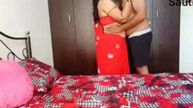 Boss hot wife in hotel room