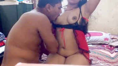 hot north bhabhi fucked nicely by husband brother