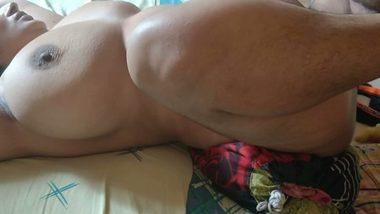 Sexy bhabhi with big boobs enjoys hardcore sex with neighbor