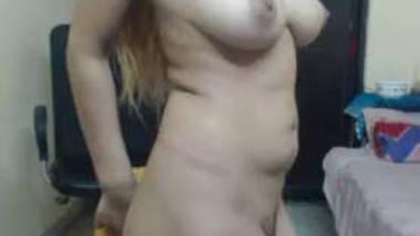 Masked Simaran Nude
