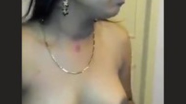 Horny Wife Nude Recorded By Husband