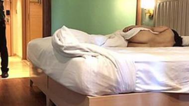 desi wife nude ass teasing room service boy