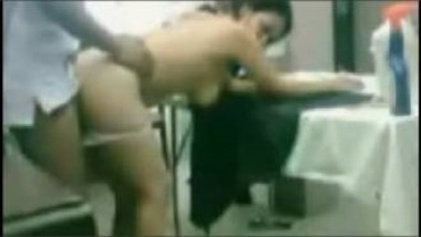 Desi Married Secretary Getting Hot Ass Fucked In Office