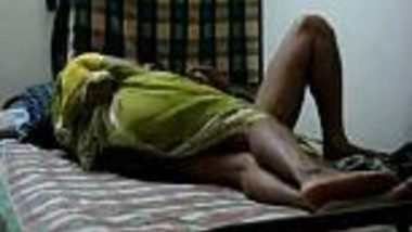 South Indian Tamil husband hardcore sex with desi maid